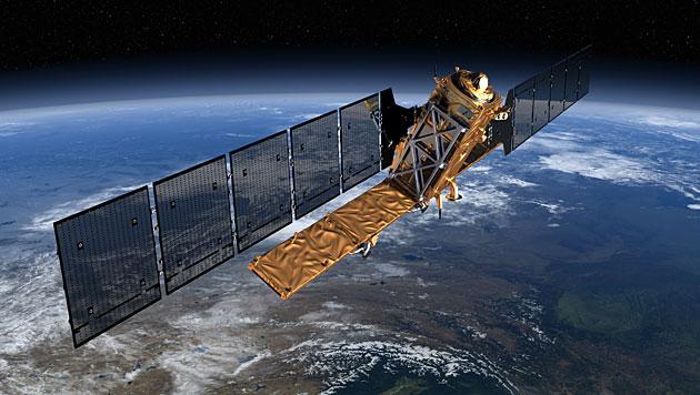 Google will weltweites Satellitennetz aufbauen (Bild: ESA/ATG medialab)