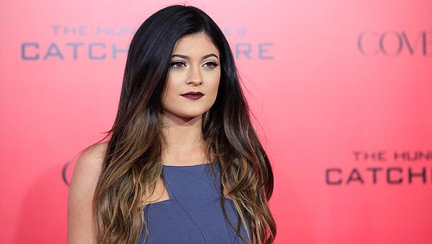 Kylie Jenner: Schon sechs Beauty-OPs mit 17 Jahren (Bild: APA/EPA/NINA PROMMER)