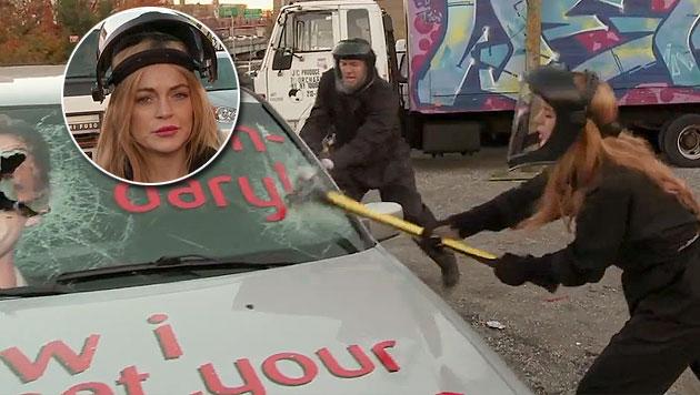 """So sauer ist Lindsay Lohan über """"HIMYM""""-Ende (Bild: YouTube.com)"""