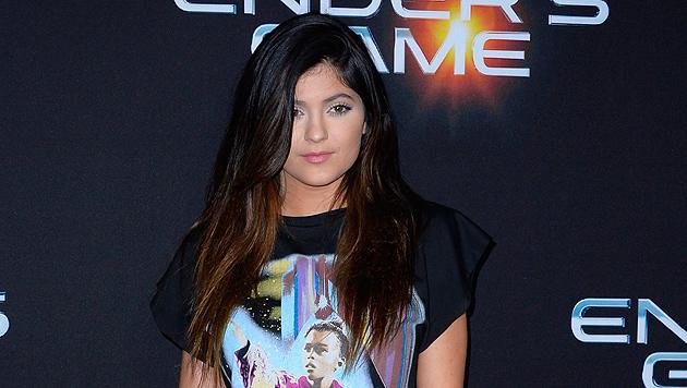 So sexy ist Kim Ks kleine Schwester Kylie Jenner (Bild: EPA)