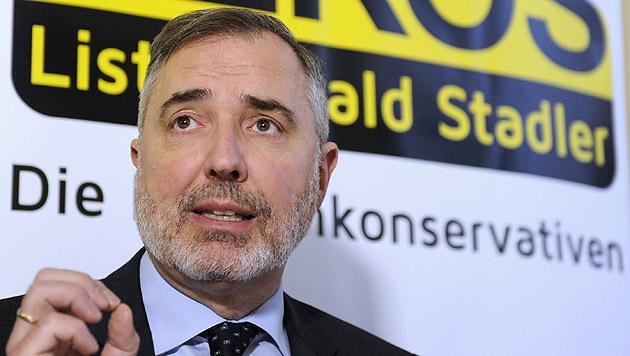 """Stadler: """"Kein fairer Prozess, sondern Racheakt"""" (Bild: APA/Herbert P. Oczeret)"""