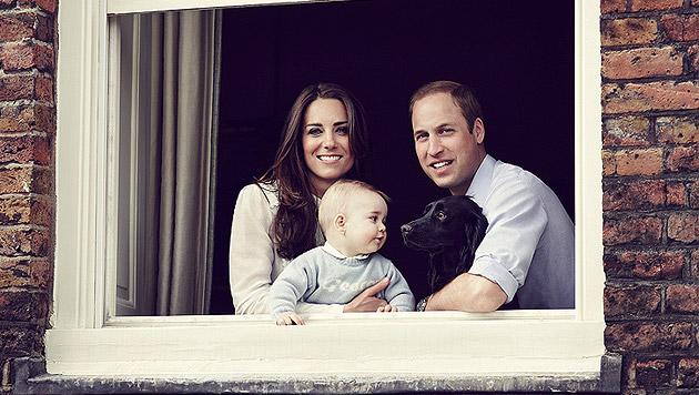 Herzogin Kate: Die neue Königin der Herzen (Bild: APA/EPA/Jason Bell/Camera Press HANDOUT)
