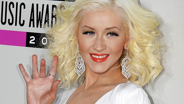 Christina Aguilera fühlt sich in ihrem Körper wohl. (Bild: APA/EPA/PAUL BUCK)
