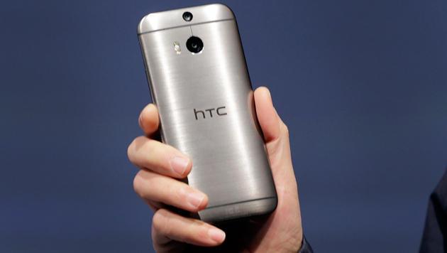 Neues HTC One M8 schummelt bei Vergleichstests (Bild: AP)
