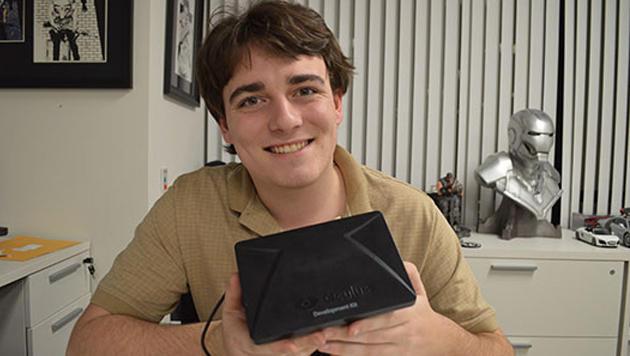 Oculus-Chef und Verwandte erhielten Todesdrohungen (Bild: oculusvr.com)
