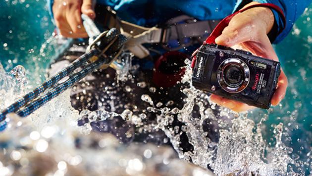Olympus bringt Outdoor-Kamera für Makro-Fotografen (Bild: Olympus)
