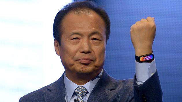 Samsung-Manager Shin verdient mehr als Tim Cook (Bild: AP)