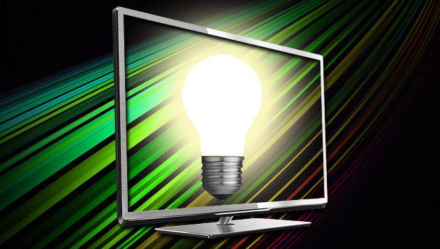 So machen Sie den alten HD-Fernseher zum Smart-TV (Bild: thinkstockphotos.de, krone.at-Grafik)