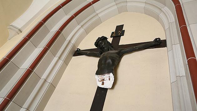 Wien: Kirche schätzt Schaden auf 150.000 Euro (Bild: Gerhard Bartel)