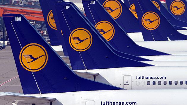 Lufthansa und Piloten legten Tarifstreit bei (Bild: APA/dpa/Federico Gambarini)