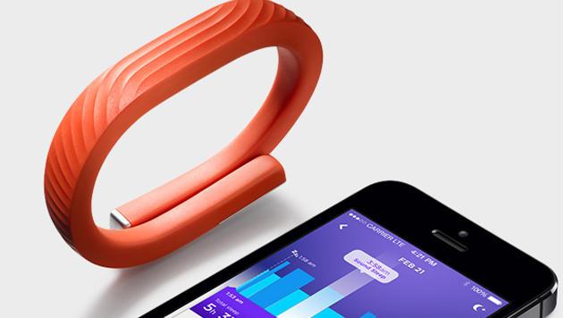 Fit mit Technik: Hightech-Helfer für den Sport (Bild: Jawbone)