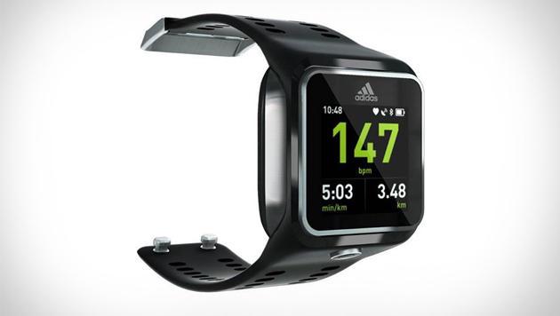 Fit mit Technik: Hightech-Helfer für den Sport (Bild: Adidas)
