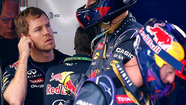 Red Bull stellt Renault die Rute ins Fenster (Bild: AP)
