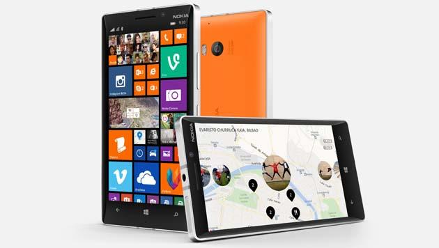 Das Lumia 930 liefert Nokia mit der neuen Windows-Phone-Version 8.1 aus. (Bild: Nokia)