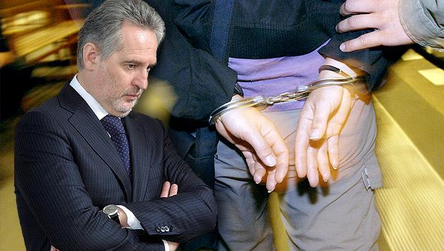 Ukrainischer Spion in Wiener City verhaftet (Bild: dpa/dpaweb/dpa/A3749 Steffen Kugler, APA/EPA/STEPAN SMYSHLYAEV)