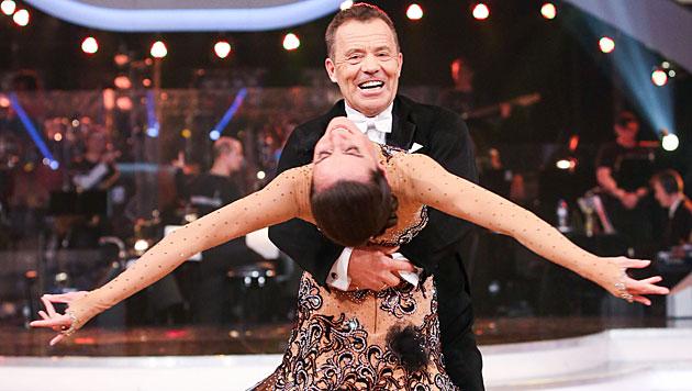 """""""Dancing Stars"""": Aus für Daniel Serafin (Bild: ORF/Milenko Badzic)"""