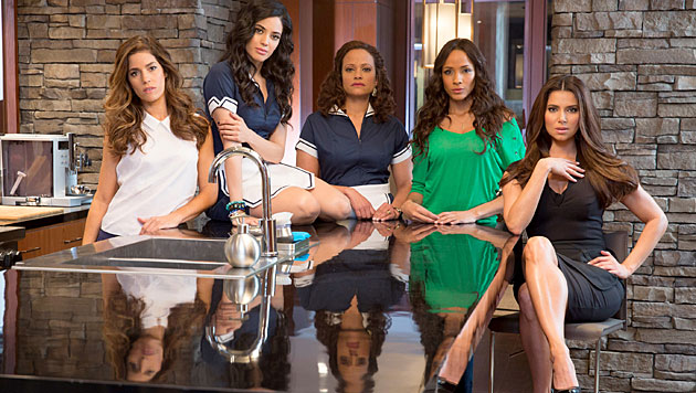 """Devious Maids"": Latinas in Upper-Class-Hölle (Bild: ORF/Disney)"