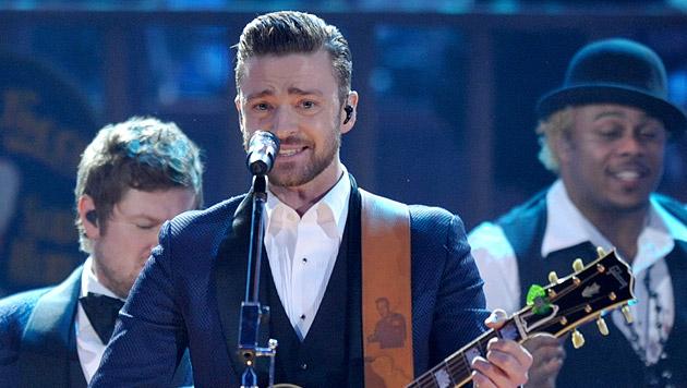 Justin Timberlake: Der letzte Gentleman des Pop (Bild: AP)