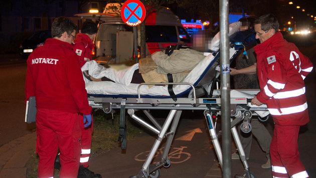 """""""Mickymaus-Brand"""" löst Panik aus: Neun Verletzte (Bild: APA/WERNER KERSCHBAUMMAYR/FOTO-KERSCHI)"""