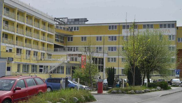 Dieses Grazer Hotel wurde im April vom Trio überfallen. (Bild: Ricardo)