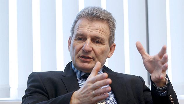 ÖGB-Präsident Erich Foglar (Bild: APA/GEORG HOCHMUTH)