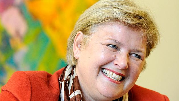 ÖVP-Frauen für Verpartnerung am Standesamt (Bild: APA/ROBERT JAEGER)