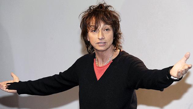 Röckröhre Italiens: Gianna Nannini wird 60 (Bild: DANIEL DAL ZENNARO/EPA/picturedesk.com)