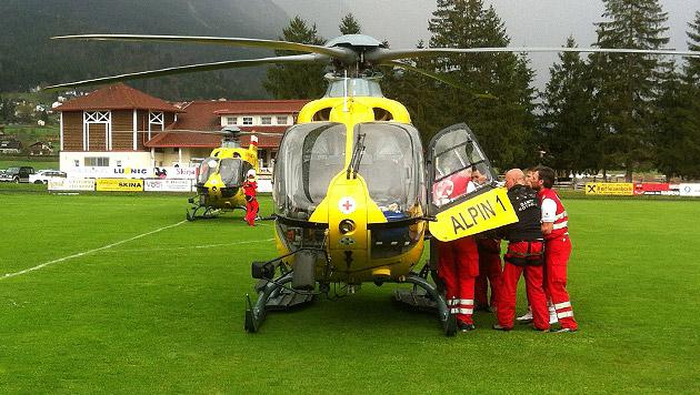 Kärnten: 24-jähriges Blitzopfer aus Koma erwacht (Bild: Sobe)