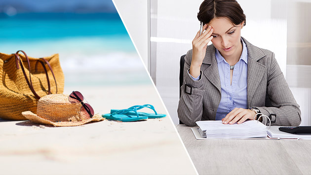 Harte Debatte: 12-Stunden-Tag und 6 Wochen Urlaub (Bild: thinkstockphotos.de, krone.at-Grafik)