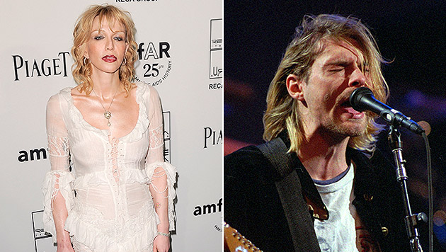 "Courtney Love: ""Ehe mit Kurt war ein Desaster"" (Bild: JUSTIN LANE/EPA/picturedesk.com, AP)"