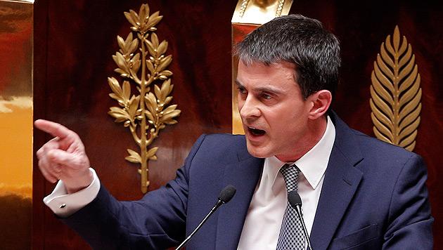 "Valls: ""Haben Attentat vor Fußball-EM verhindert"" (Bild: AP)"