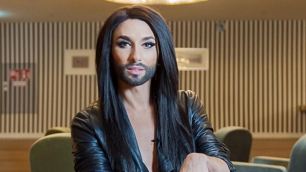 Conchita schafft's als Topstory auf US-Newsseite (Bild: Andreas Graf)