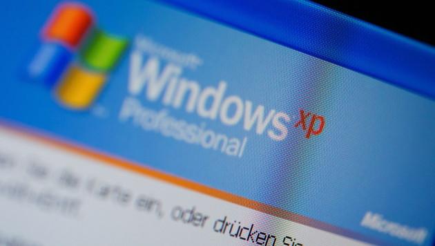 Ende von Windows XP stabilisiert den PC-Markt (Bild: dpa/Jens Buettner)