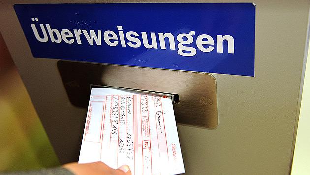 EuGH: Zahlscheingebühr kann untersagt werden (Bild: APA/BARBARA GINDL)