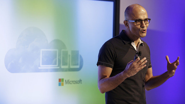Neuer Konzernchef Sadella krempelt Microsoft um (Bild: AP)