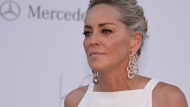Sharon Stone bringt ihr Liebesleben auf Vordermann (Bild: AFP PHOTO/ALBERTO PIZZOLI)