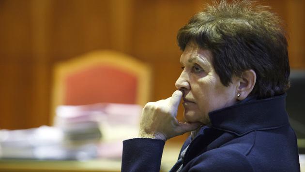 2,5 Jahre Haft für Ex-EU-Abgeordnete Hella Ranner (Bild: APA/ERWIN SCHERIAU)