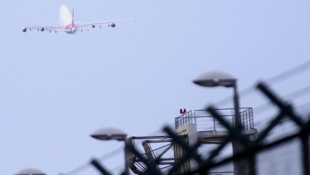 Flugsicherung: Militärübung war Grund für Störung (Bild: STEPHEN MORRISON/EPA/picturedesk.com)