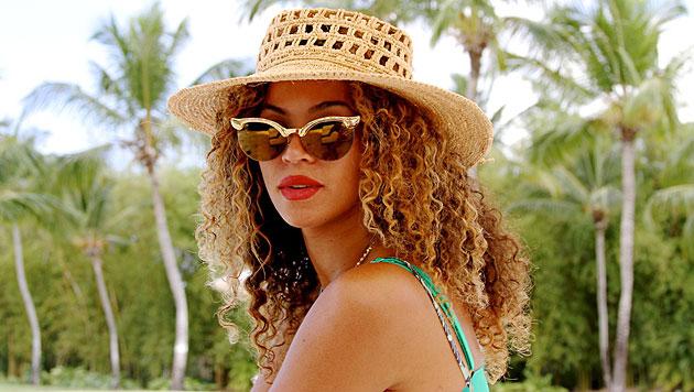 Beyonce macht Urlaub. (Bild: tumblr.com)