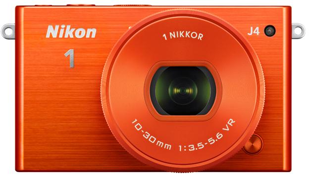 Und in knalligem Orange. (Bild: Nikon)