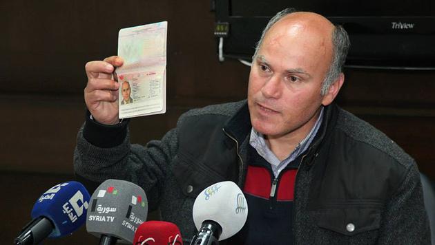 Österreicher in Syrien entführt - wieder frei (Bild: AP)