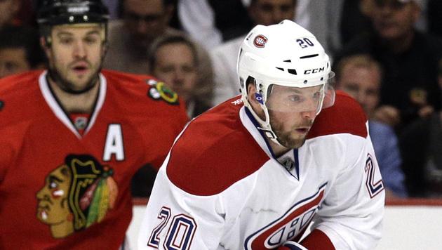 Vanek mit Canadiens 0:2 gegen Ex-Klub Islanders (Bild: AP)