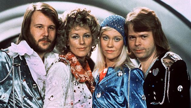 """""""Waterloo"""" wurde für ABBA kein Waterloo (Bild: APA/dpa/Pressensbild)"""
