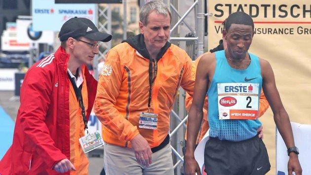 600.000 feierten Marathon der Rekorde in Wien (Bild: Gerhard Gradwohl)
