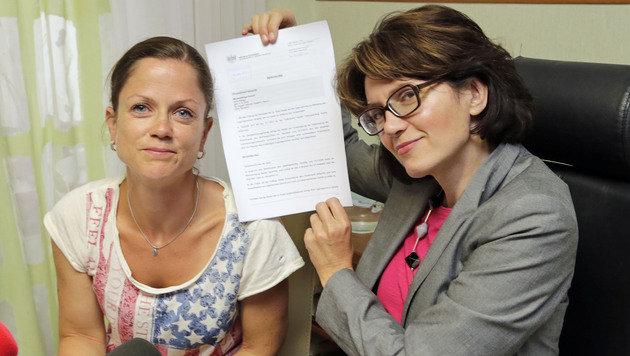 Fall Sofia: Mädchen darf bei Mutter in NÖ bleiben (Bild: Klemens Groh)