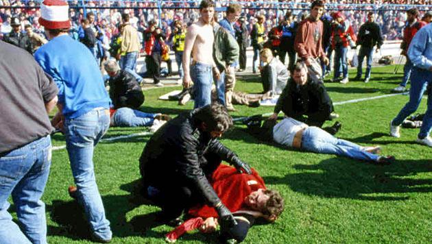 Hillsborough: Polizei trägt Schuld an Tragödie (Bild: AP)