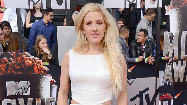 Sängerin Ellie Goulding (Bild: Jordan Strauss/Invision/AP)