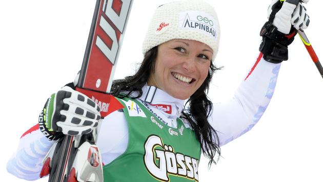 Stefanie Köhle beendet mit 27 Jahren ihre Karriere (Bild: APA/HANS KLAUS TECHT)