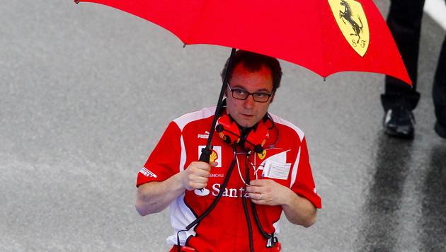 Teamchef Domenicali verlässt Ferrari (Bild: DIEGO AZUBEL / EPA / picturedesk.com)