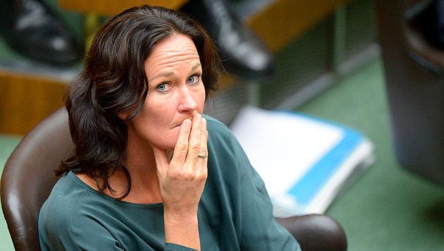 Burka: Grüne beschwichtigen nach Dönmez-Vorstoß (Bild: APA/Roland Schlager)